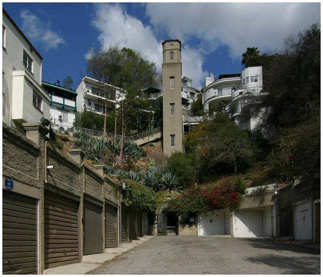 Vintage Los Angeles Hollywood Hightower