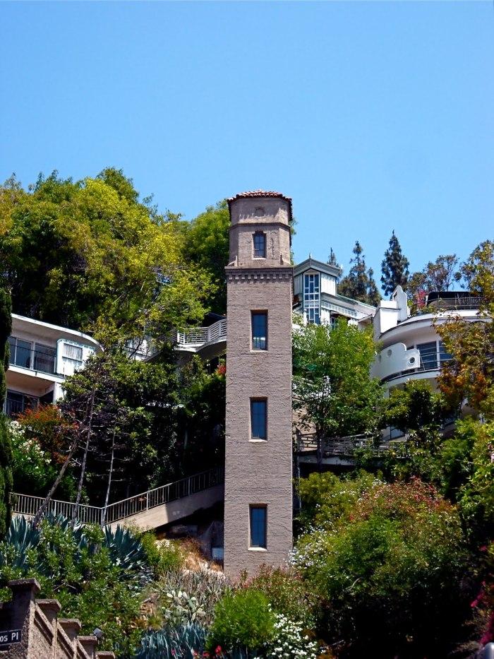 Hollywood landmarks