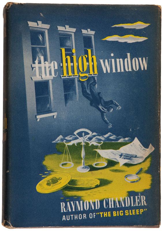 Raymond Chandler books