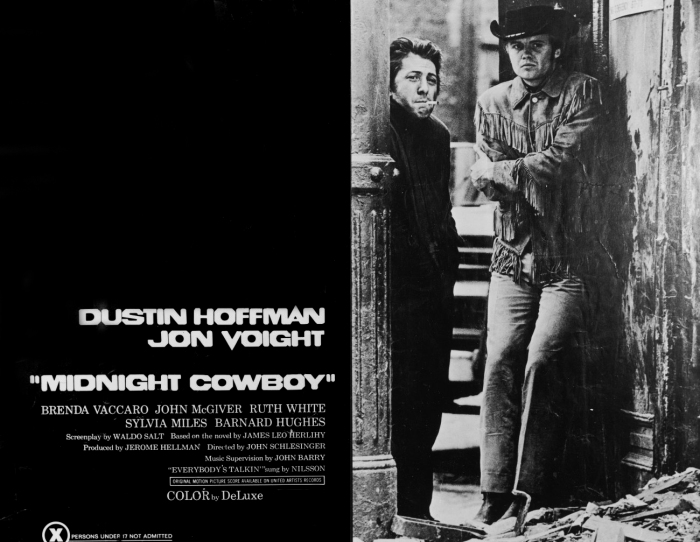 x-rated midnight cowboy