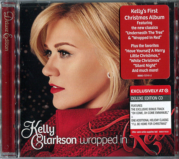 """It's A """"Wrapped In Red"""" Kelly Clarkson Christmas! Incredible """"Songs For Sunday"""" Fit The Season ..."""