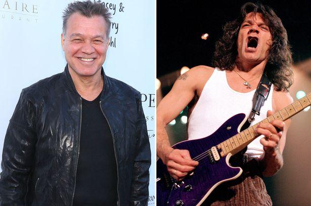 RIP Eddie Van Halen…The Legendary Guitarist Dies…Two ...