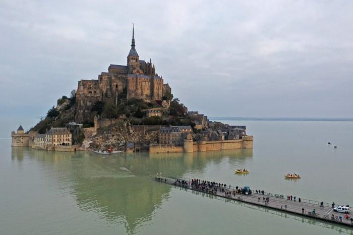 Pute Mont-Saint-Michel