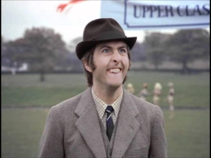 Monty Python Australian wine guide