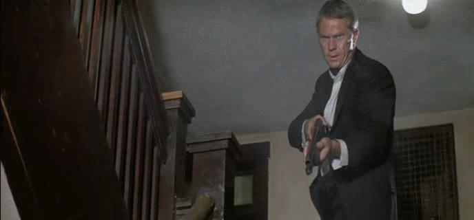 Steve McQueen The Getaway