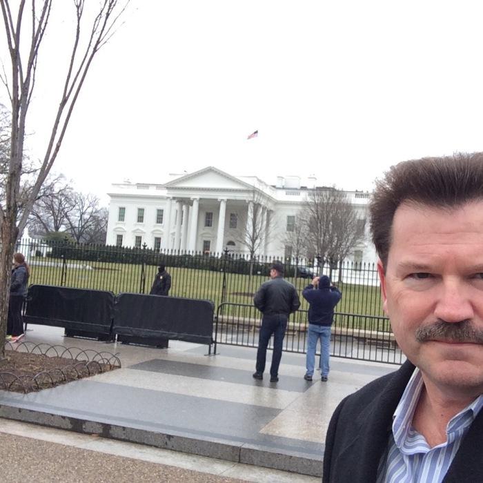 John Rieber The White House