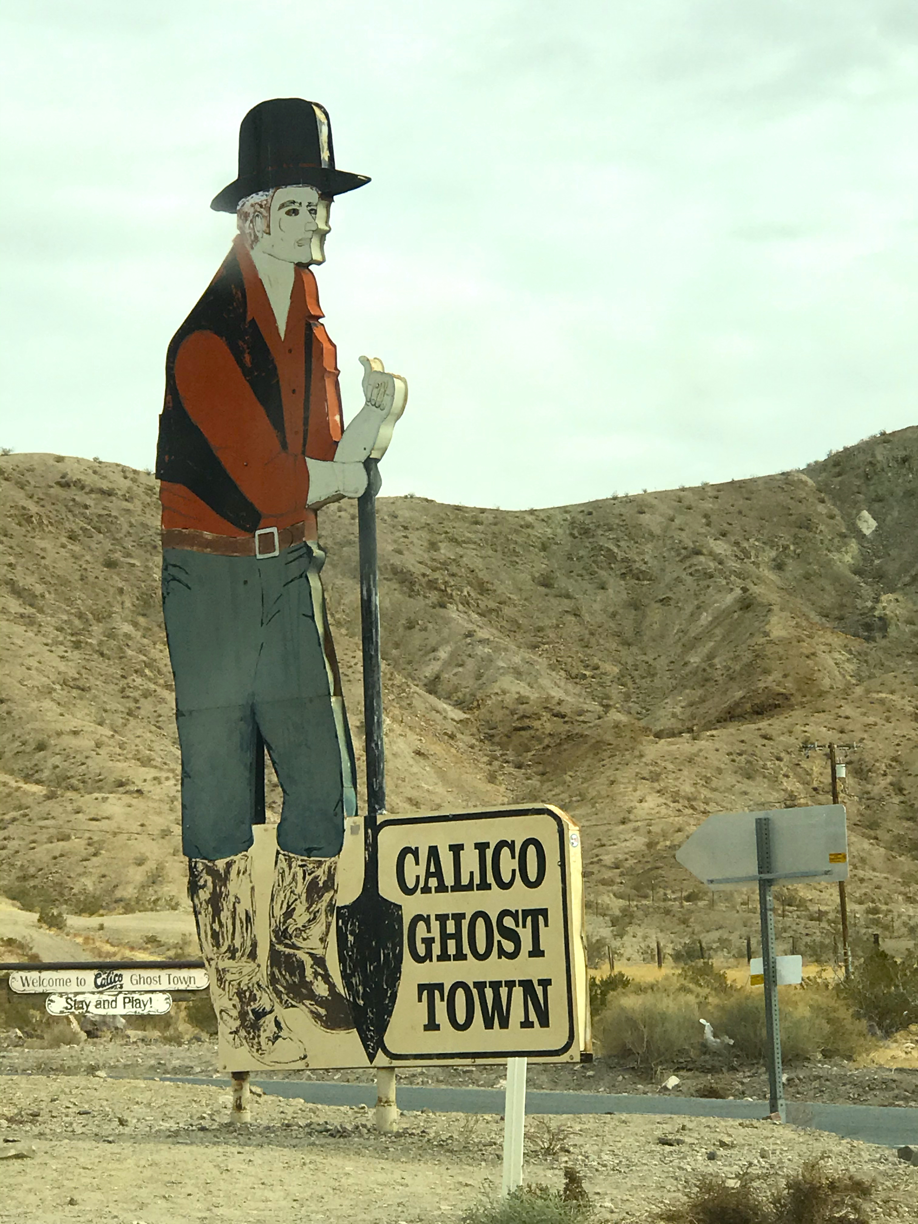 California's Calico Ghost Town! Revisit The Wild West And Calico's Abandoned Silver Mines!