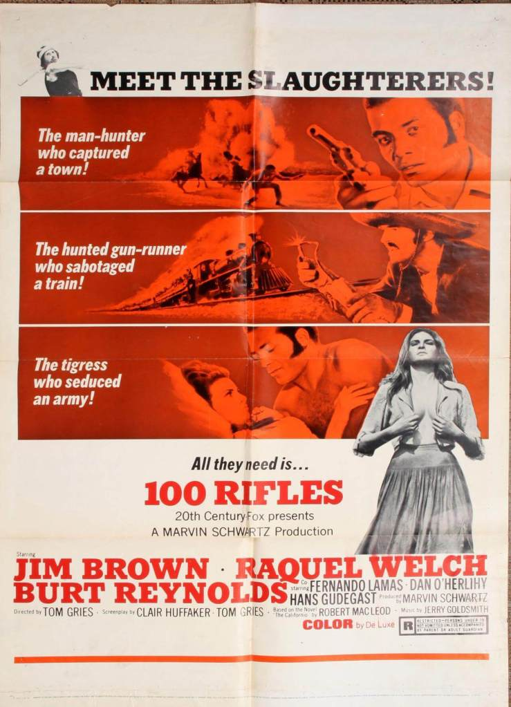 This image has an empty alt attribute; its file name is 100-rifles-movie.jpg