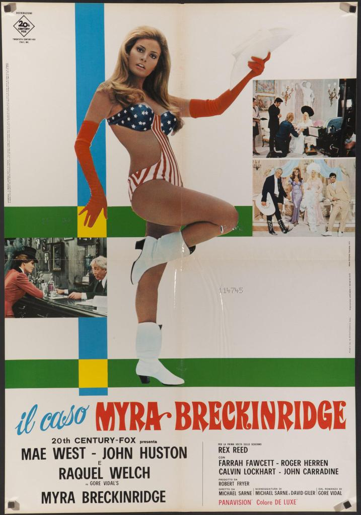 This image has an empty alt attribute; its file name is myra-breckinridge-vintage-movie-poster-original-1-sheet-27x41-1538.jpg